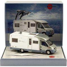 minnatures | Norev 518778 RENAULT MASTER CAMPING CAR Miniatures 1:43