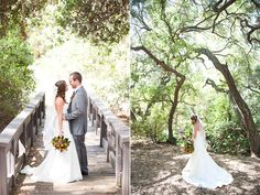 Liz + Ryan { Oak Canyon Nature Center Wedding } | Candice Benjamin ...