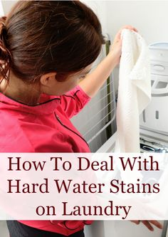 1000 ideas about hard water stains on pinterest water stains hard water and stains. Black Bedroom Furniture Sets. Home Design Ideas
