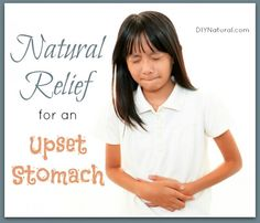 How to Help an Upset Stomach Naturally – Learn how to help an upset stomach naturally so you can feel doubly good about curing you aliment and doing it the natural way, with NO harmful side-affects!