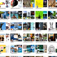 http://ift.tt/2pdUg7Y #AD360 #Digital Never underestimate the power of good visuals. On the left you're looking at a pinterest page devoted to images.  Pinterest is a powerful SEO tool with big advantages for brand building.  This one happens to be our page so feel free to browse it pin stuff and comment. You probably noticed the blaze of colours :).