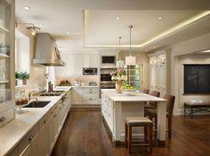 Haverford Renovation - traditional - kitchen - philadelphia - by Spencer-Abbott, Inc.  nice feel
