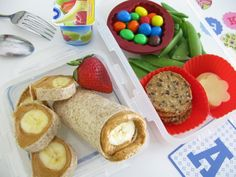 healthy kid lunch ideas