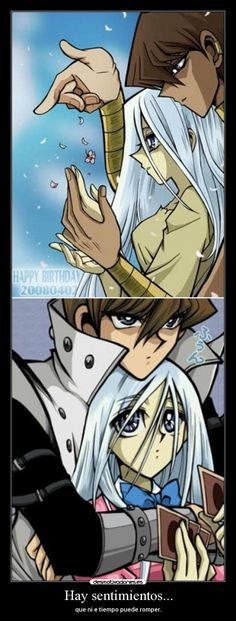 carteles sentimientos anime suikyou hay sentimientos seto kaiba kisara yugioh desmotivaciones