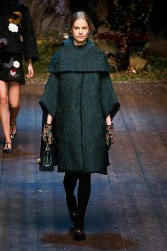 Fashion Runway - Dolce & Gabbana Fall 2014 RTW
