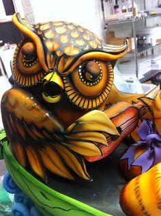 The Owl! by Karen Portaleo/ Highland Bakery, via Flickr