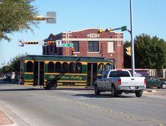 Abilene, TX: The Abilene Trolley