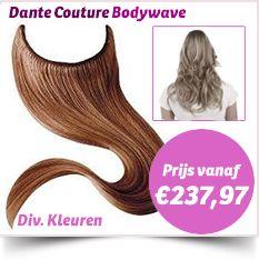 Flip-in hair Bodywave bestellen