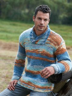 Design from Indie Knits 2 (406) features 14 dramatic colour-effect knits in Sirdar Indie for men, women and girls. With an emphasis on fashionable, easy knits, this book has wearable outdoor styles in the most incredible colours. Indie knits are fabulously easy for beginners and knitters of all levels can enjoy creating a unique handknit with dramatic colour and style | English Yarns