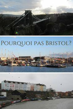 Quand on parle des villes à visiter en Grande-Bretagne, on pense surtout à Londres, Édimbourg, Liverpool et Manchester, mais rarement à Bristol. Or, cette ville aux limites du Pays de Galles, mais encore sur le territoire anglais, vaut certainement la peine qu'on s'y attarde un week-end.