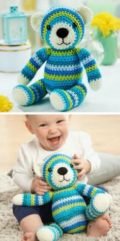 Teddy Bear Crochet Pattern Best Collection | The WHOot