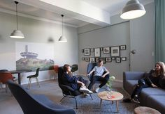 Macro Sea revamps 100-year-old factory as shabby chic student ...