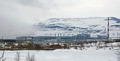 this largest nickel factory in the world has destroyed all trees in a 30 kilometer circle | norilsk | russia 2013