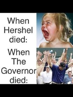 I'm still heartbroken about Herschel.
