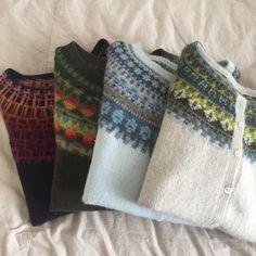 Knitting Projects, Knitting Patterns, Knitting Ideas, Fair Isles, Fair Isle Knitting, Swatch, Crochet, Textiles, Wool