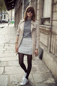 Into Your Closet: GREY & BEIGE