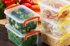 Meal prep to save time and money, and to make clean eating easy!