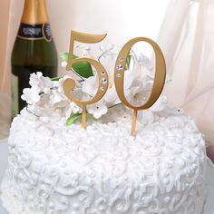 Celebrate our 50th wedding anniversary