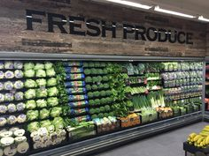 Image result for interior design + great visual merchandising in food markets