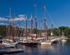 Windjamming is... a Maine experience. #ThisIsWindjamming  www.sailmainecoast.com