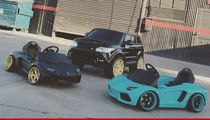 Chris Brown -- I'm Giving Royalty All My Rides … Just Smaller Versions