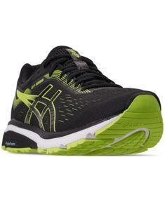 b963573ec834 Asics Men s 7 Running Sneakers from Finish Line - Black 13