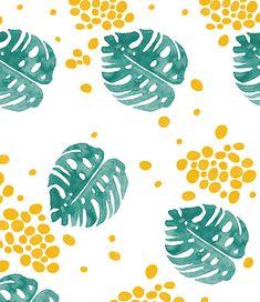DYT Jungle #pattern #seamless