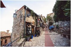 beautiful village of Eze in France | Image by Yana Photography