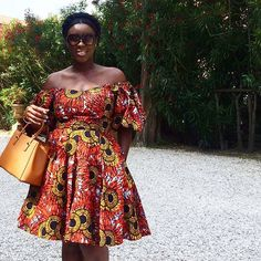 25 Foxy Ankara Styles That will Get Your Attention - Styles} - 25 Foxy Ankara Styles That will Get Your Attention African Dresses For Women, African Print Dresses, African Print Fashion, Africa Fashion, African Attire, African Wear, African Lace, African Fabric, African Women