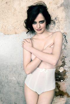 Eva Green- Imagine The One Thing: Green With Envy www.imaginefashion.com
