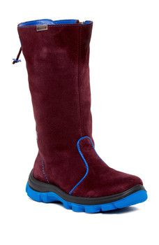 Naturino - Yule Faux Wool Lined Tall Boot (Little Kid)