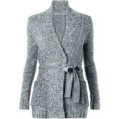 MANGO Double breasted cardigan ($70) ❤ liked on Polyvore featuring tops, cardigans, sweaters, jackets, sweaters/cardigans, light grey, light grey cardigan, mango cardigan, cardigan top and double breasted cardigan