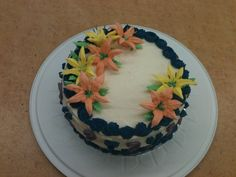 #wiltoncontest class two cake made at Michael's in Redding, California.