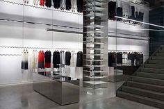 Victoria Beckham's store on Dover Street, London