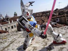 Lightning Ace's gundams: RX-78-2 GUNDAM ver. 3.0 MG 1/100