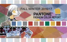 Pantone • Colores Otoño 2016/2017