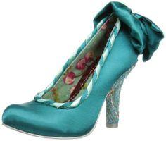 526ed863 Irregular Choice Womens Prim Rose Court Shoes 3081-13 Green 6 UK, 39 EU:  Amazon.co.uk: Shoes & Bags