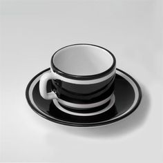 Cup and Saucer by Sol LeWitt