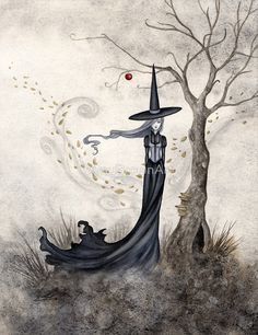 Halloween Amy Brown The Last Apple