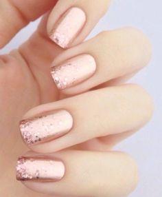 Cute and glittery!