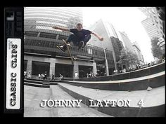 Johnny Layton Skateboarding Classic Clips #226 Part 4 - http://dailyskatetube.com/johnny-layton-skateboarding-classic-clips-226-part-4/ - Toy Machine's Johnny Layton kills it on a skateboard! Point blank! Here's a few clips of him skateboarding in Australia along with a few crazy switch 360 flips down unda! For more Skateboarding Classic Clips EVERY THURSDAY please subscribe:http://www.youtube.com/user/Skateintheday Subscribe - #226, classic, clips, johnny, layton, part, skat