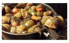 LUMACA ITALIA RICETTA LUMACHE  Vista la stagione, che offre una grande quantità di ortaggi gustosi, ho scelto di abbinarle ai cardi e ai pomodorini di Pachino.  http://www.lumaca-italia.it/it/blog/14_lumache-nel-coccio-con-cardi-e-pomodorini-di-pachino.html
