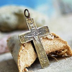 vintage cross...   JEWELRY...   Jul 54 by CoolVintage on Etsy, $25.50