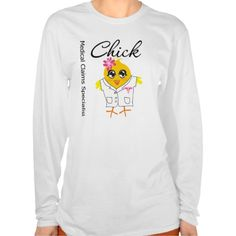 Medical Claims Specialist Chick T Shirt, Hoodie Sweatshirt
