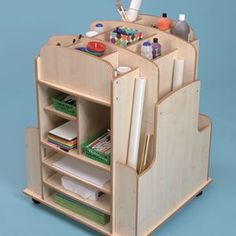Picture of Art Storage Trolley