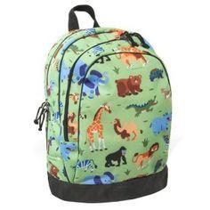 Wildkin Wild Animals Sidekick Backpack $28.99