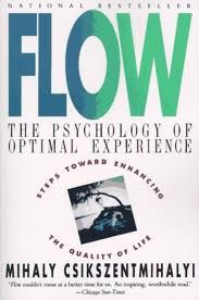 Flow is the mental state of operation in which a person performing an activity is fully immersed in a feeling of energized focus, full involvement, and enjoyment in the process of the activity.