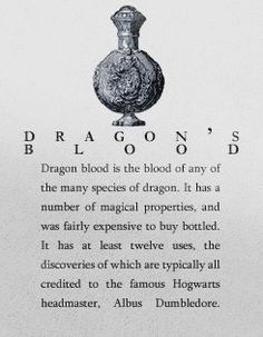 Magical Drafts & Potions