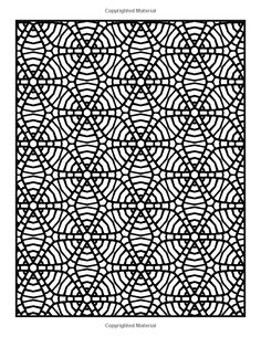 Patty's Patterns - Advanced Series Vol. 2: Advanced Patterns Coloring Book: Penny Farthing Graphics: 9781500698256: Amazon.com: Books