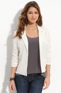 white blazer... my latest target fashion item